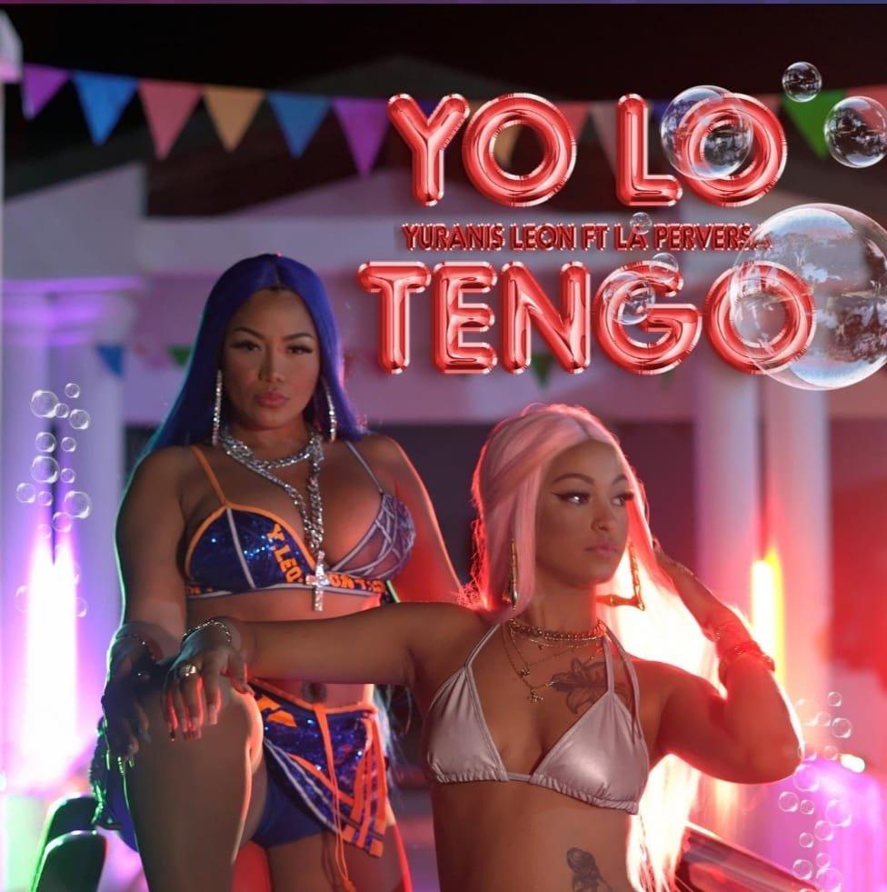 """YURANIS LEON y LA PERVERSA, PRESENTAN  """"YO LO TENGO"""""""