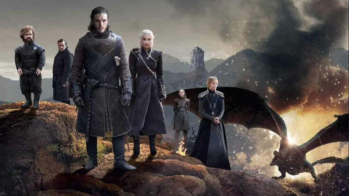"TNT SERIES CELEBRA LOS DIEZ AÑOS DE ""GAME OF THRONES"""